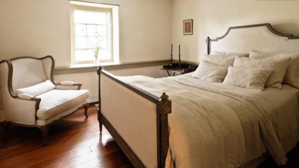 OldestStone Farm Guest Room